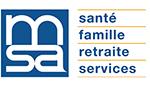 Logo Mutuelle Santé Agricole