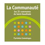 Logo Communauté de Communes du Saint-Gaudinois