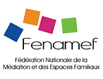 Logo Fédération Nationale de la Médiation et des Espaces Familiaux
