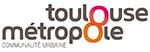 Logo Communauté urbaine de Toulouse-Métropole